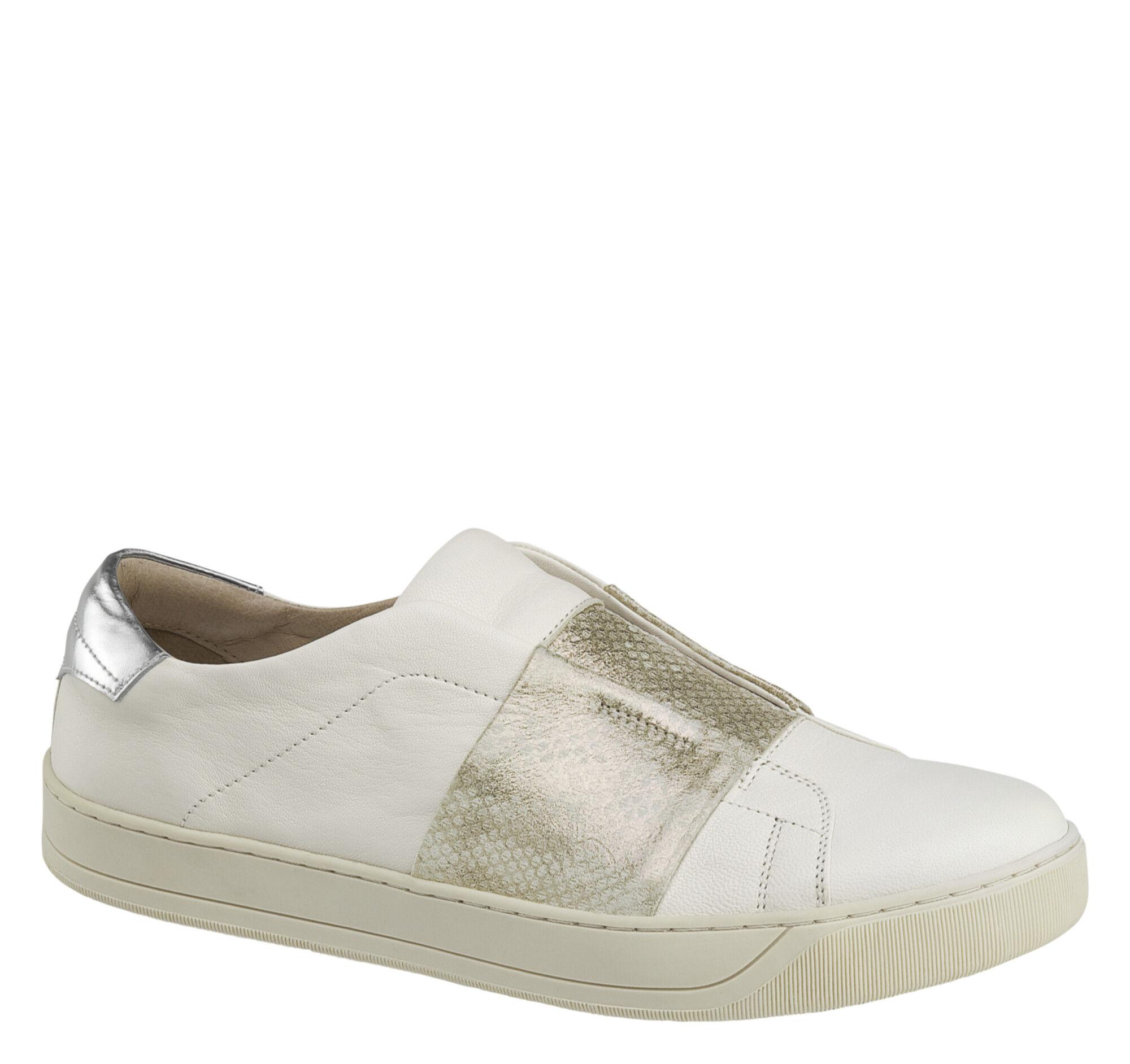 Johnston & Murphy Women's Eden Slip-On Sneaker MiZVLNo5