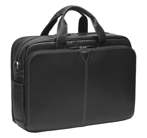 Double Zip Briefcase