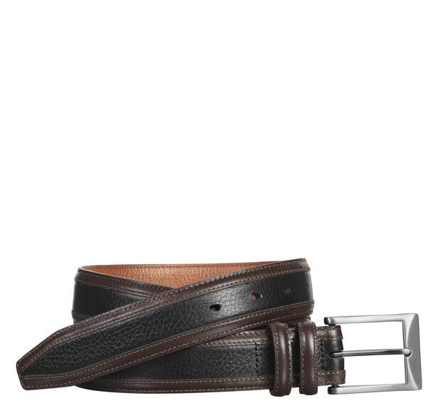 Grain Inlay Belt Details | Tuggl