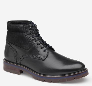 XC Flex™ Cody Plain Toe Shearling Boot
