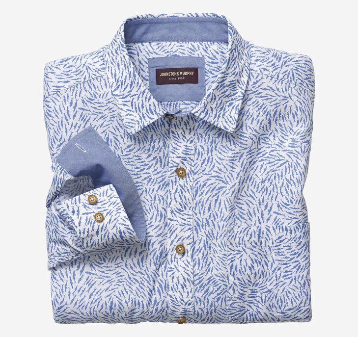 Washed Linen Shirt