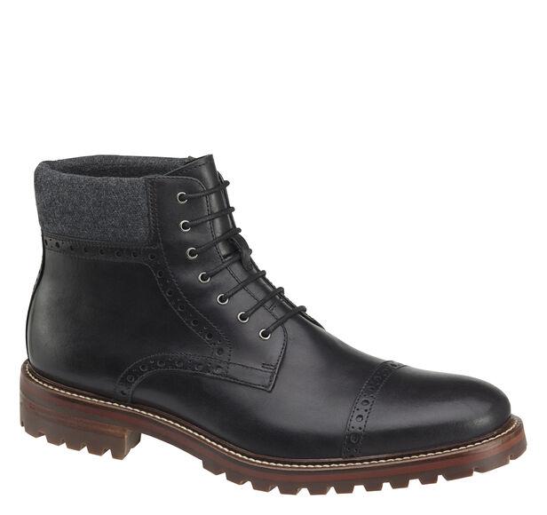Karnes Cap Toe Boot