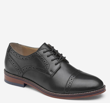 Big Kid Conard Cap Toe