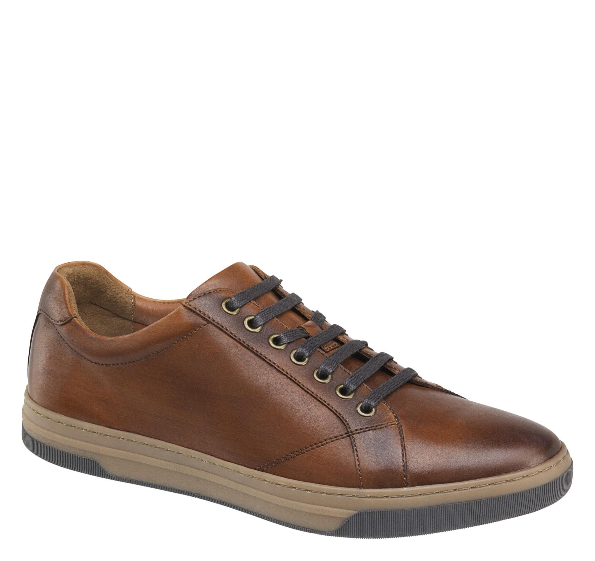 Johnston & Murphy Men's Fenton Low Top Sneaker L9jPi