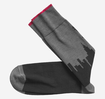 New York Skyline Socks
