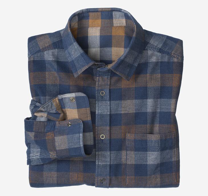 Reversible Corduroy Shirt