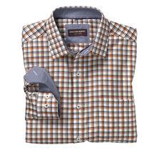Angled Frame Check Shirt