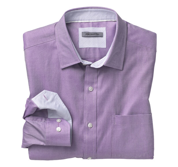 Royal Oxford Shirt