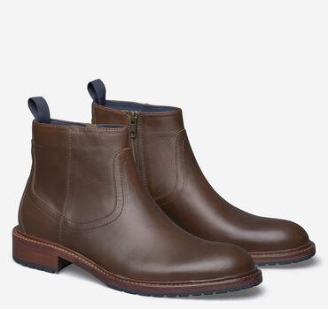 Knox Zip Boot