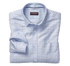 Dotted Windowpane Twill Shirt