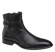 Maxwell Buckle Zip Boot