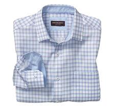 Pastel Shadow Box Check Shirt