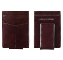 Italian Leather Front Pocket Wallet