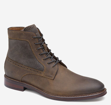 Warner Shearling Boot