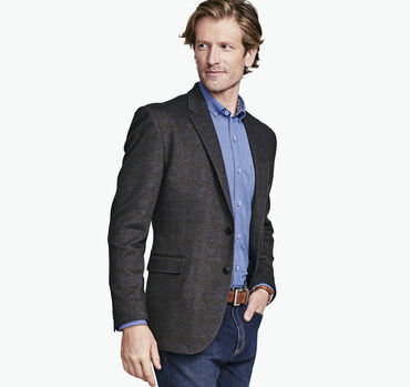 XC4® Plaid Blazer
