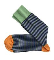 Block Stripe Socks