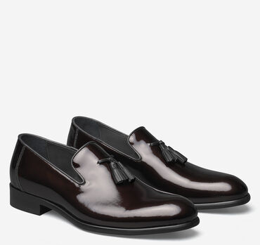 Highland Tassel Slip-On
