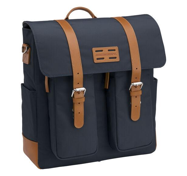 Nylon / Leather Field Bag