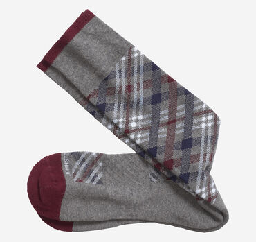 First In Comfort Argyle Socks
