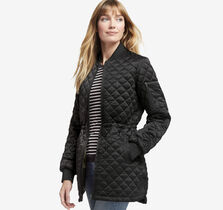 Lightweight Quilted Down Jacket
