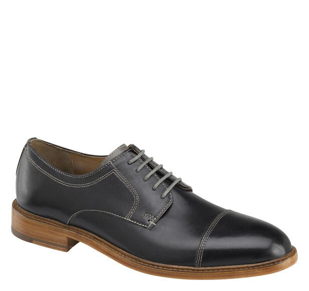 Campbell Cap Toe