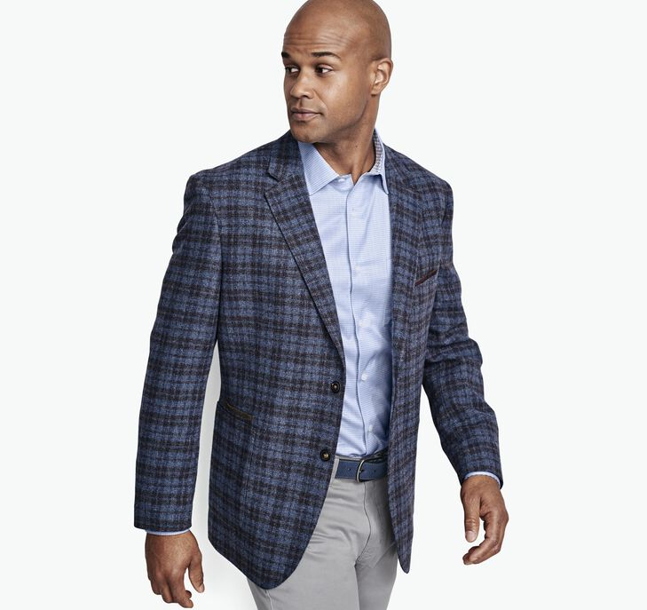 Collection Wool Blazer