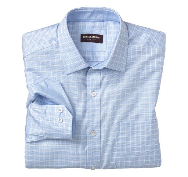 Mini Houndstooth Squares Shirt