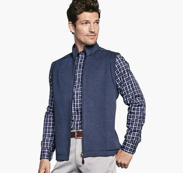 Reversible Solid Vest
