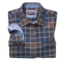 Brushed Large Check Shirt