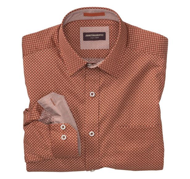 Boomerang Print Shirt