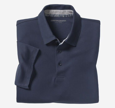 Liquid Cotton Polo