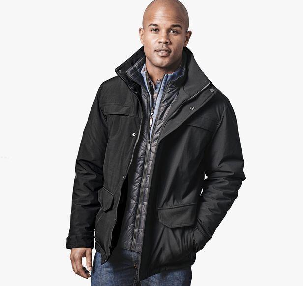 Four-Pocket Jacket