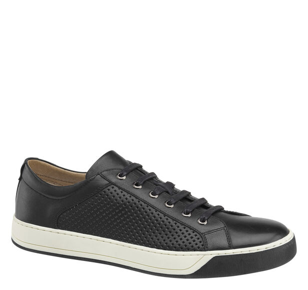 Allister Perfed Lace-Up