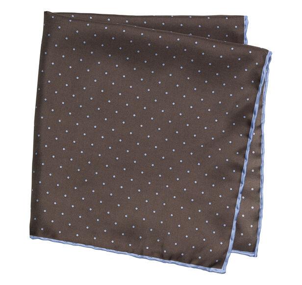 Mini Dot Pocket Square