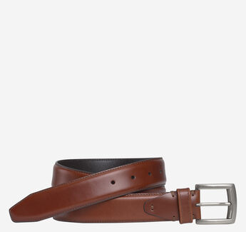 Waxed Leather Belt