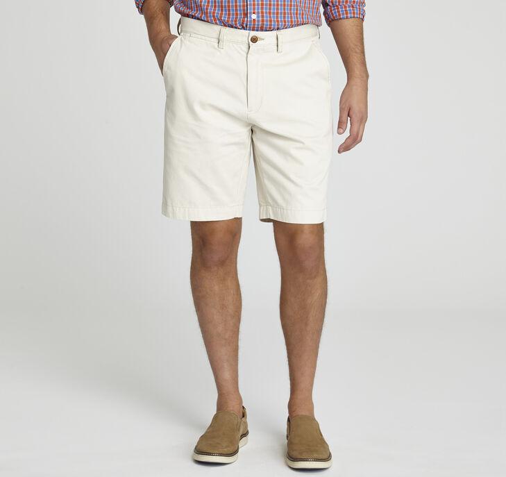 Washed Chino Shorts