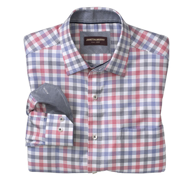 Dash Windowpane Shirt
