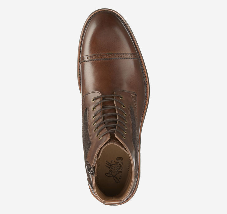 Fullerton Cap-Toe Boot
