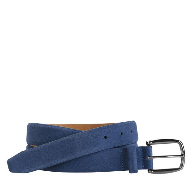 Thin Suede Belt