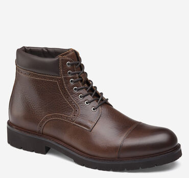 Sanders Cap Toe Boot