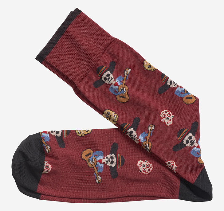 Day Of The Dead Socks