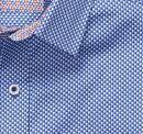 Shadow Dot Print Shirt