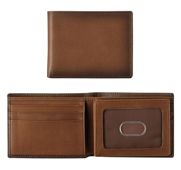 Flip Billfold Wallet