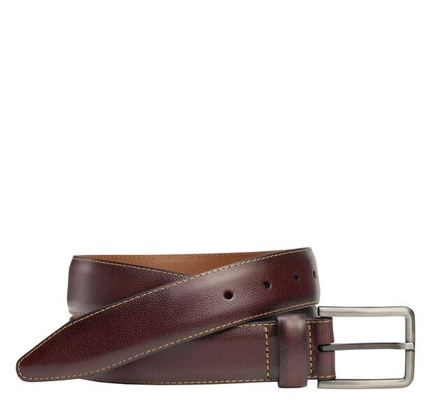 Stitched-Edge Belt