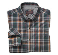 Large Heather Plaid Shirt