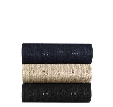 Coolmax® Square Stripe Socks
