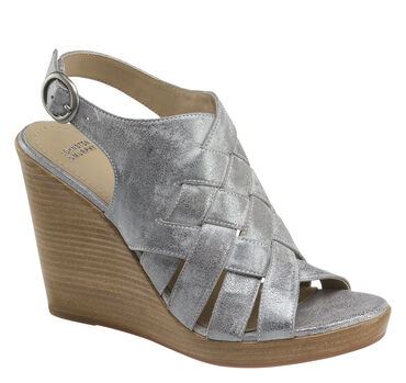 Missy Strappy Wedge