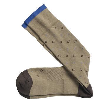 First in Comfort Diagonal Matrix Socks
