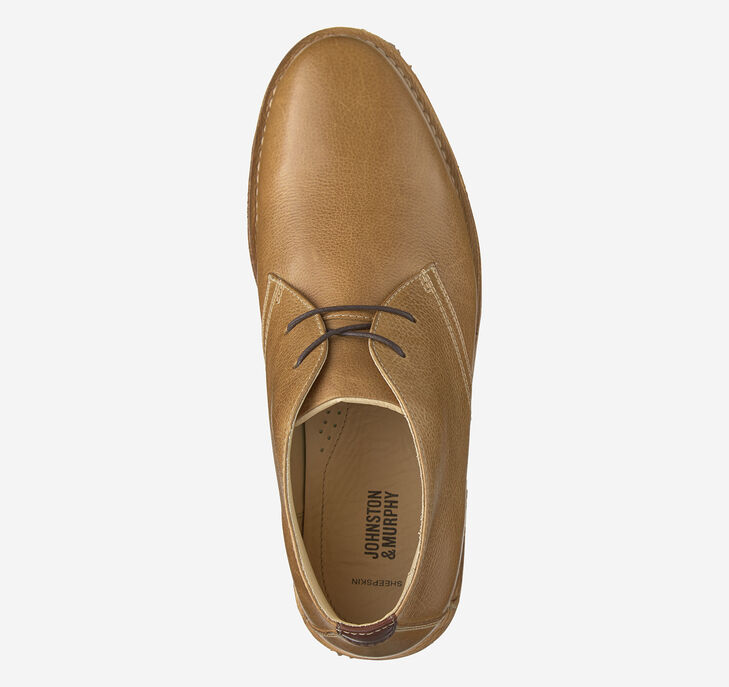 Donnelson Plain Toe Chukka