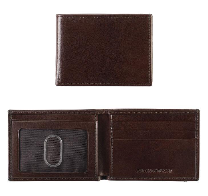 Italian Leather Super Slim Wallet